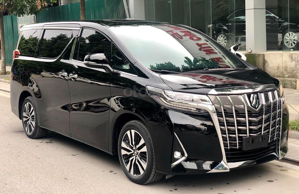 Bán xe Toyota Alphard 2019 nhập Nhật, hạng sang siêu vip, hỗ trợ bank 90% LH: 084.765.5555 (1)
