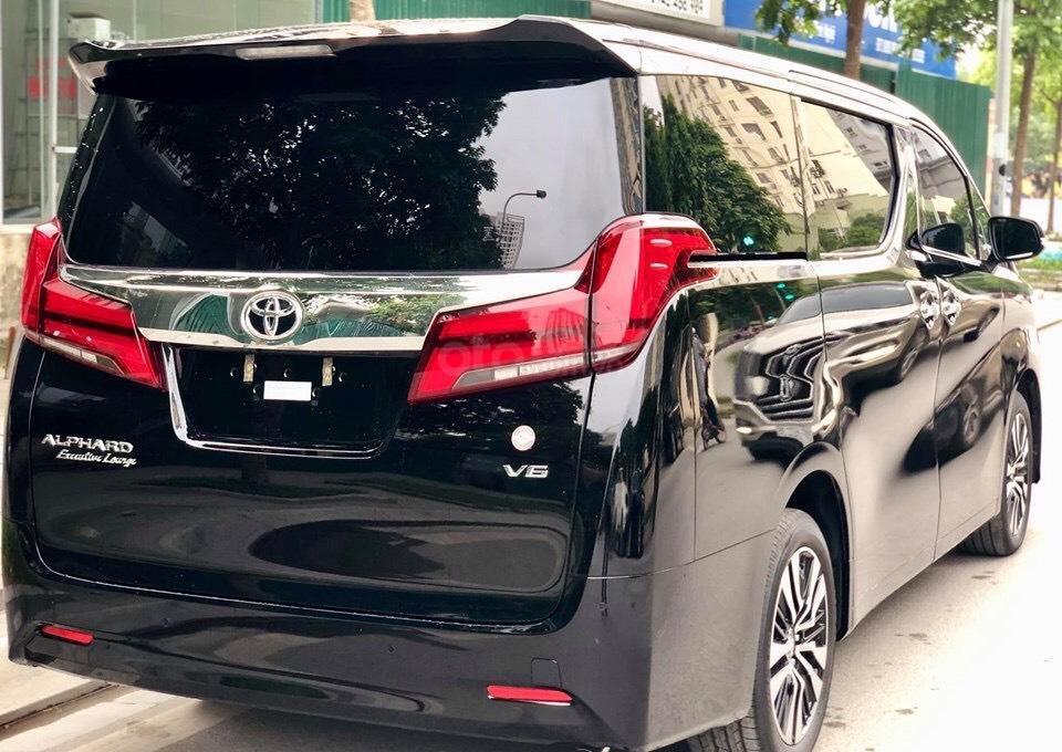 Bán xe Toyota Alphard 2019 nhập Nhật, hạng sang siêu vip, hỗ trợ bank 90% LH: 084.765.5555 (4)