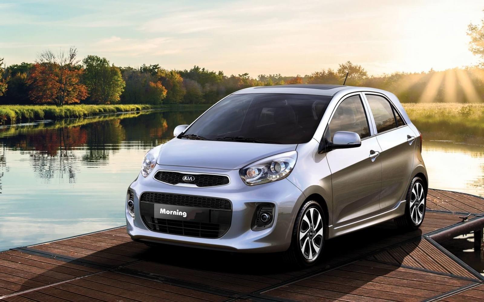 Kia Morning là xe ô tô giá rẻ nhất Việt Nam hiện nay.