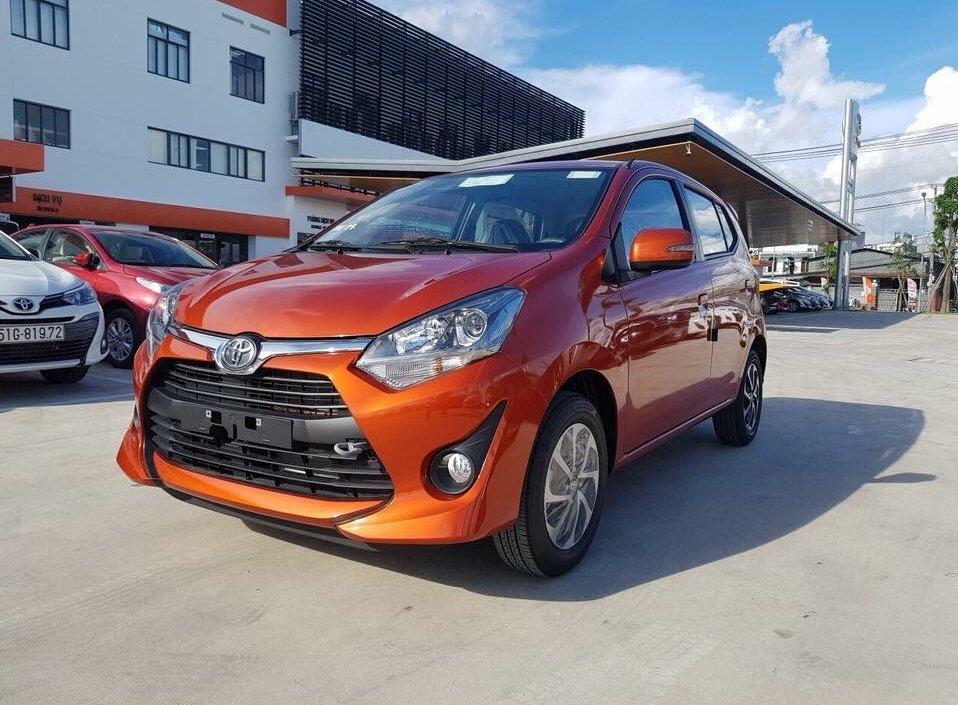 Top 5 xe ô tô giá rẻ nhất Việt Nam hiện nay - Toyota Wigo.
