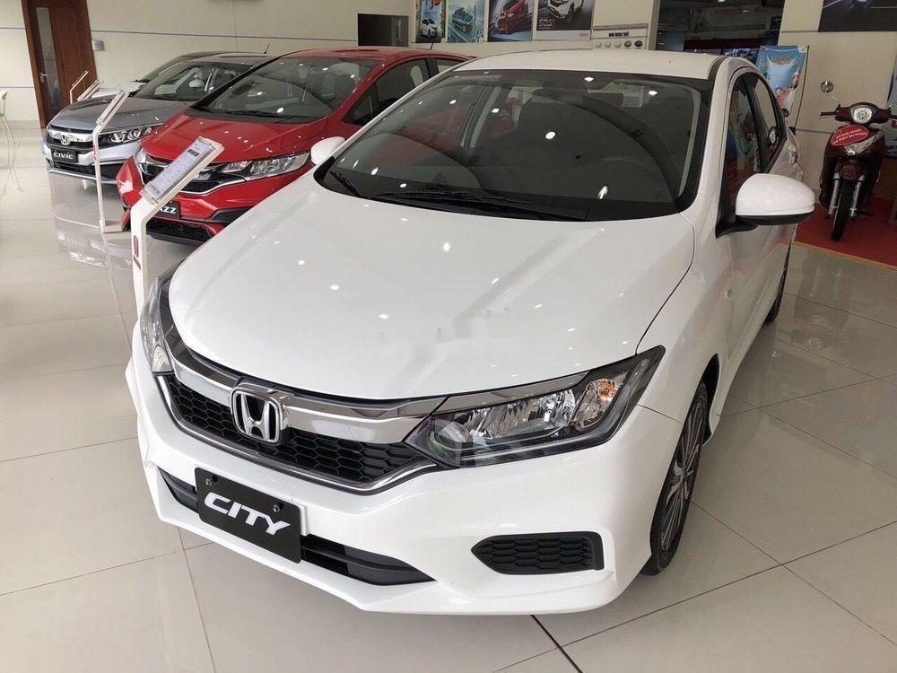 Cận cảnh phiên bản Honda City 2019 giá rẻ mới tại đại lý.