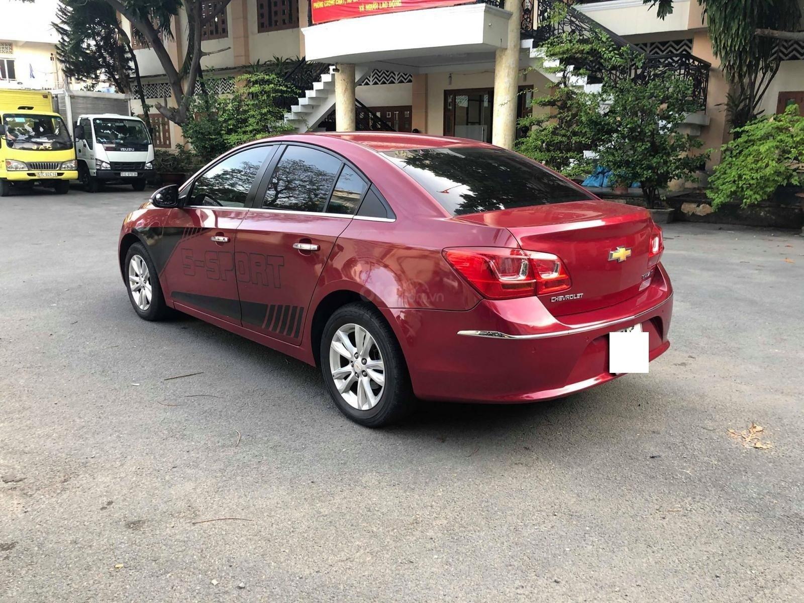 Bán Chevrolet Cruze số sàn, sản xuất năm 2016, giá rẻ (6)