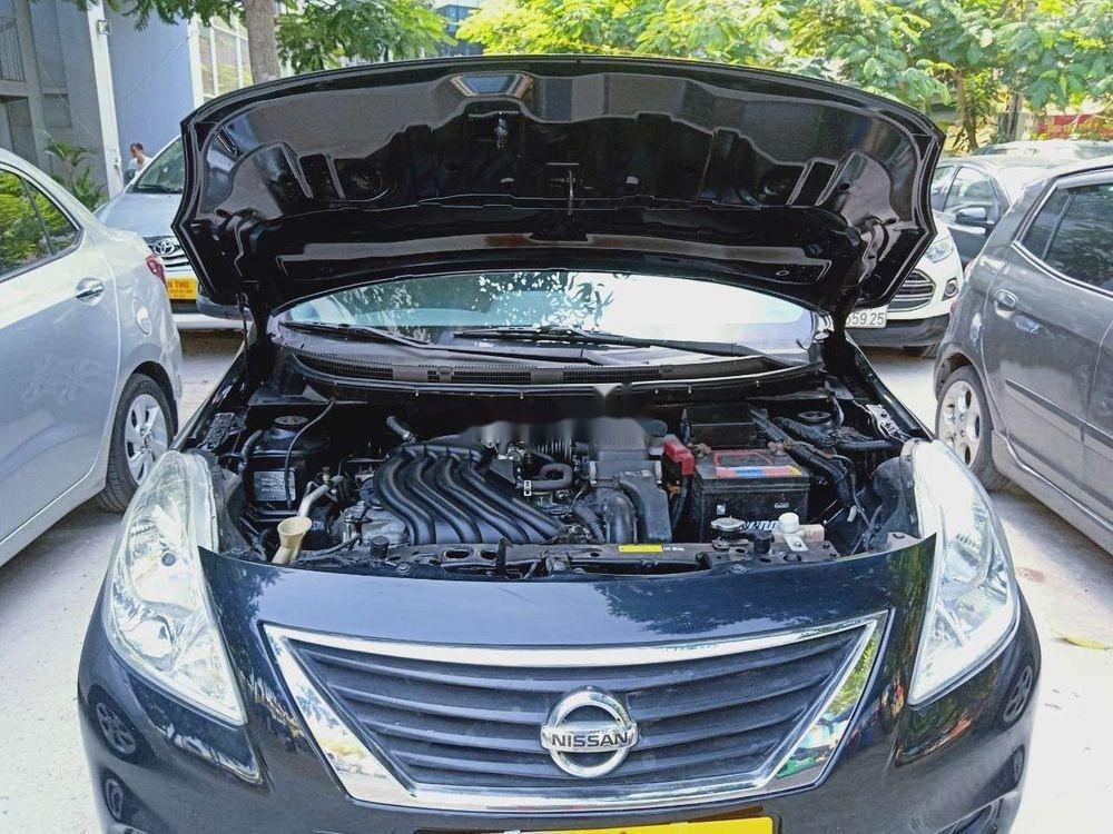 Cần bán Nissan Sunny 2015, màu đen số sàn (6)