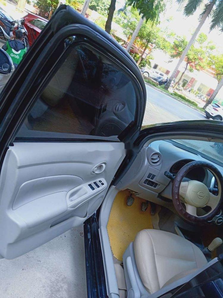 Cần bán Nissan Sunny 2015, màu đen số sàn (3)