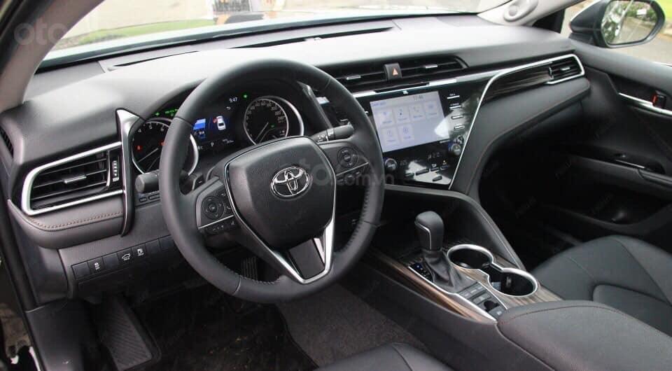 Bán xe Toyota Camry 2.5Q nhập Thái 2019, hỗ trợ bank 90%. LH: 084.765.5555 (7)