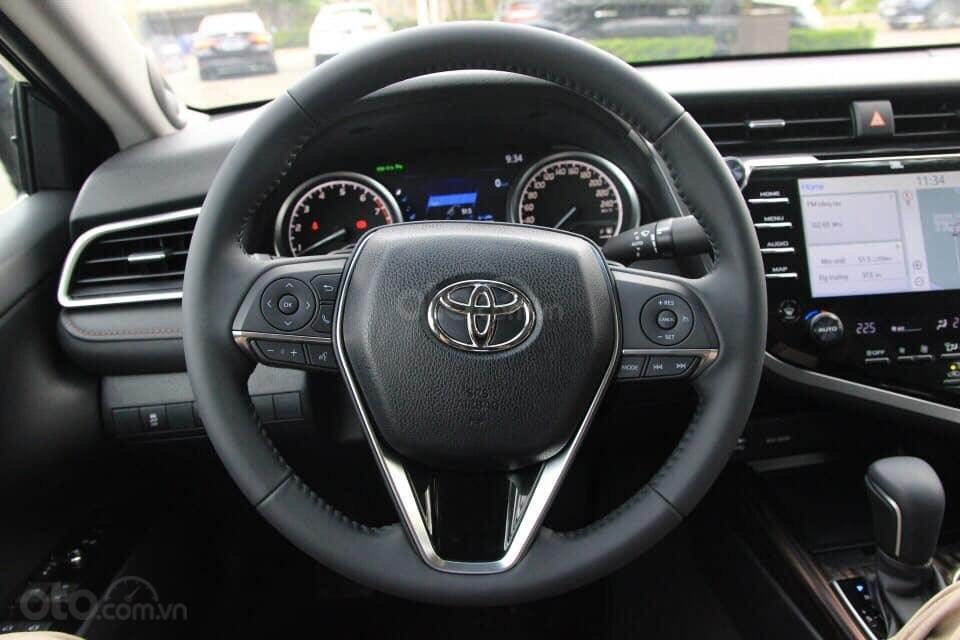Bán xe Toyota Camry 2.5Q nhập Thái 2019, hỗ trợ bank 90%. LH: 084.765.5555 (8)