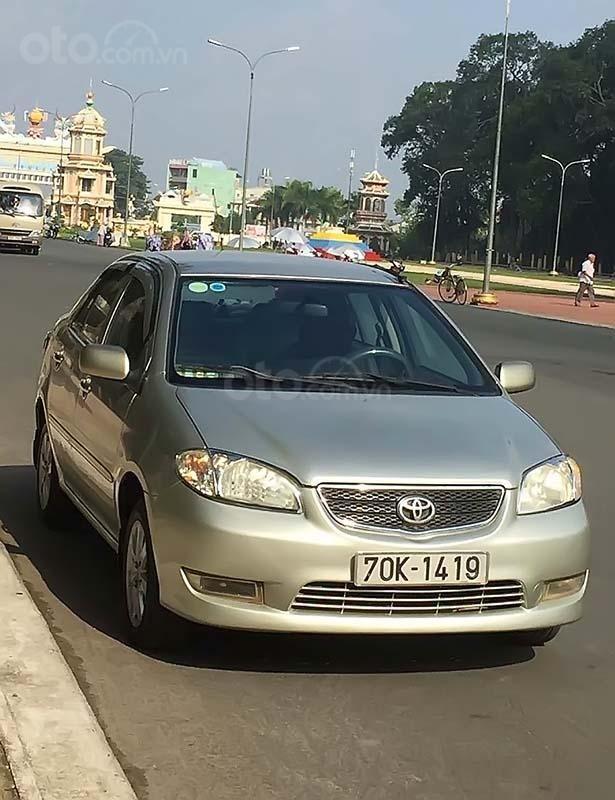 Bán Toyota Vios G 1.5 đời 2005, giá tốt (1)