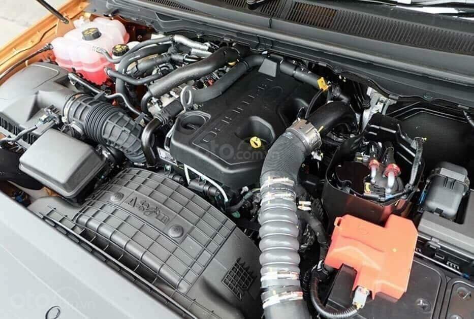 Bán ô tô Ford Ranger Wildtrak đời 2019, màu nâu, nhập khẩu, 801 triệu (6)