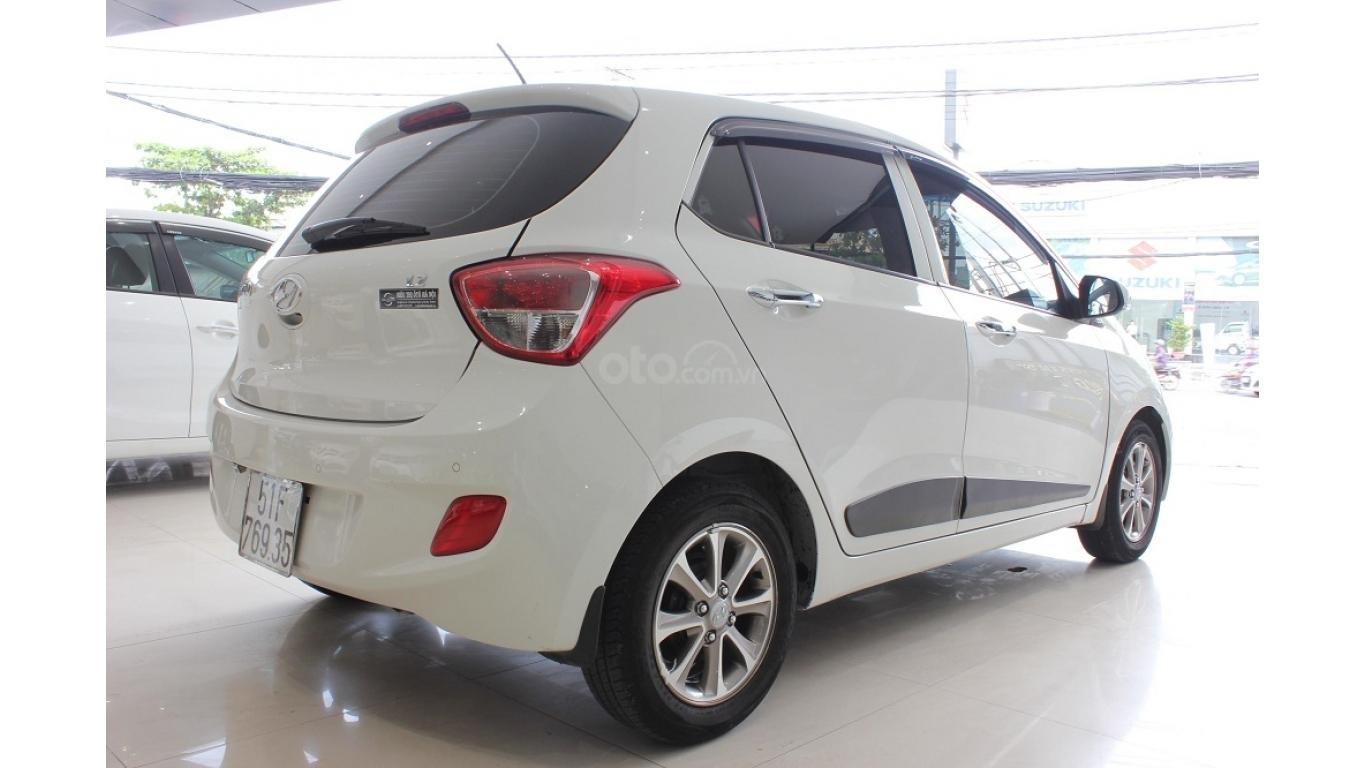 Cần bán xe Hyundai Grand i10 1.2 AT 2016, trả trước chỉ từ 115tr. Hotline 0985.190491 Ngọc (4)