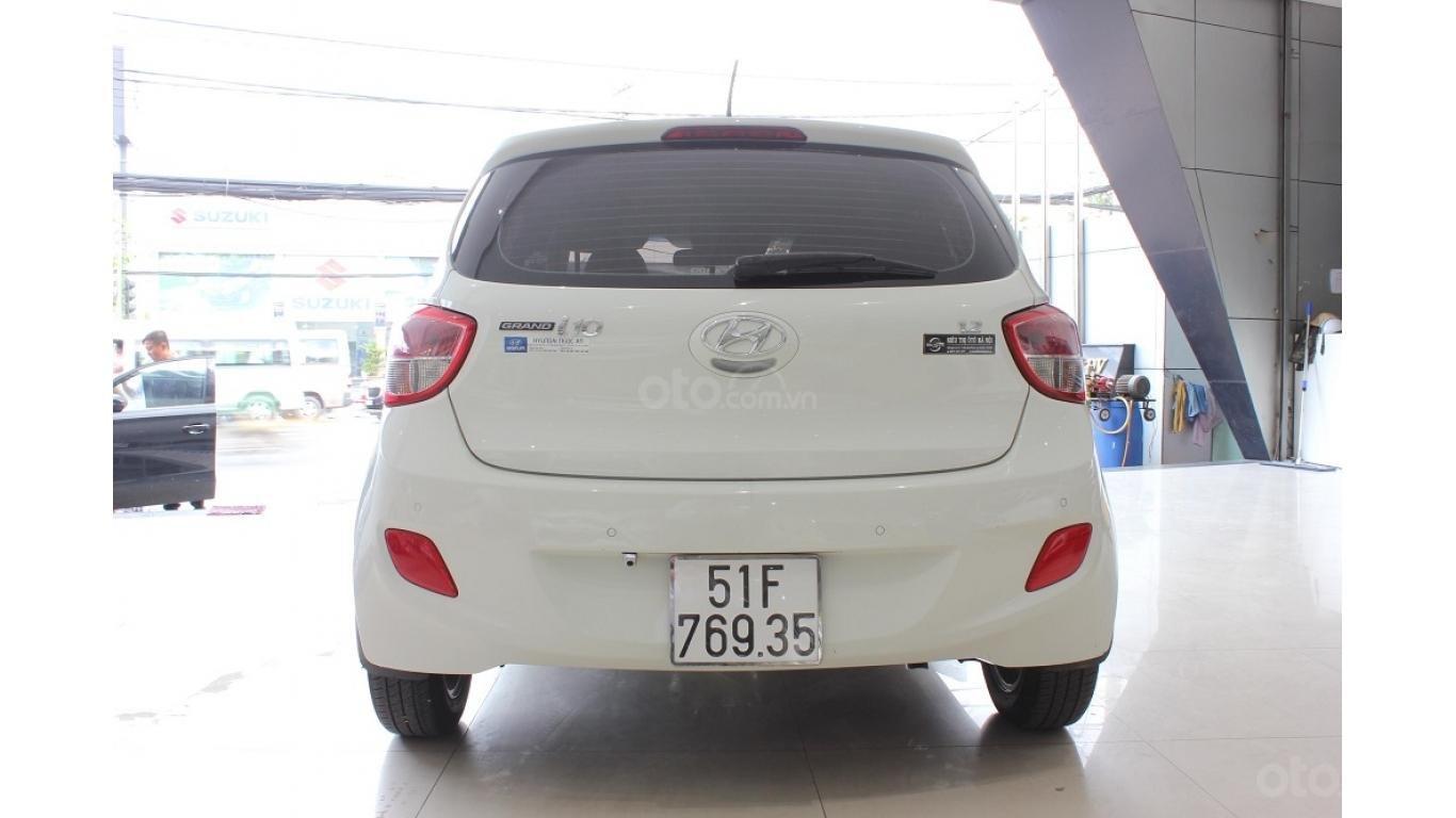 Cần bán xe Hyundai Grand i10 1.2 AT 2016, trả trước chỉ từ 115tr. Hotline 0985.190491 Ngọc (6)