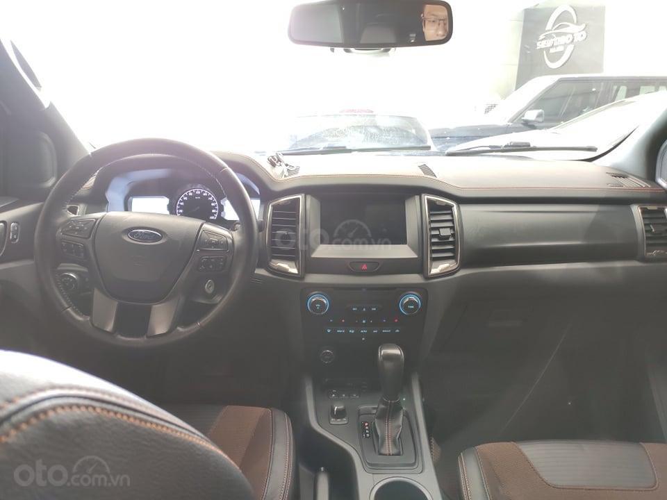 Bán Ford Ranger 3.2L Wildtrak 4x4 AT đời 2016, màu trắng, nhập khẩu nguyên chiếc, giá tốt (3)