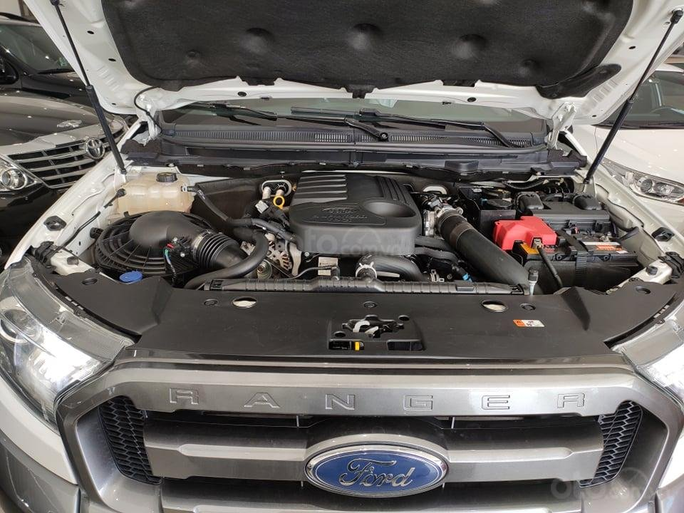 Bán Ford Ranger 3.2L Wildtrak 4x4 AT đời 2016, màu trắng, nhập khẩu nguyên chiếc, giá tốt (5)