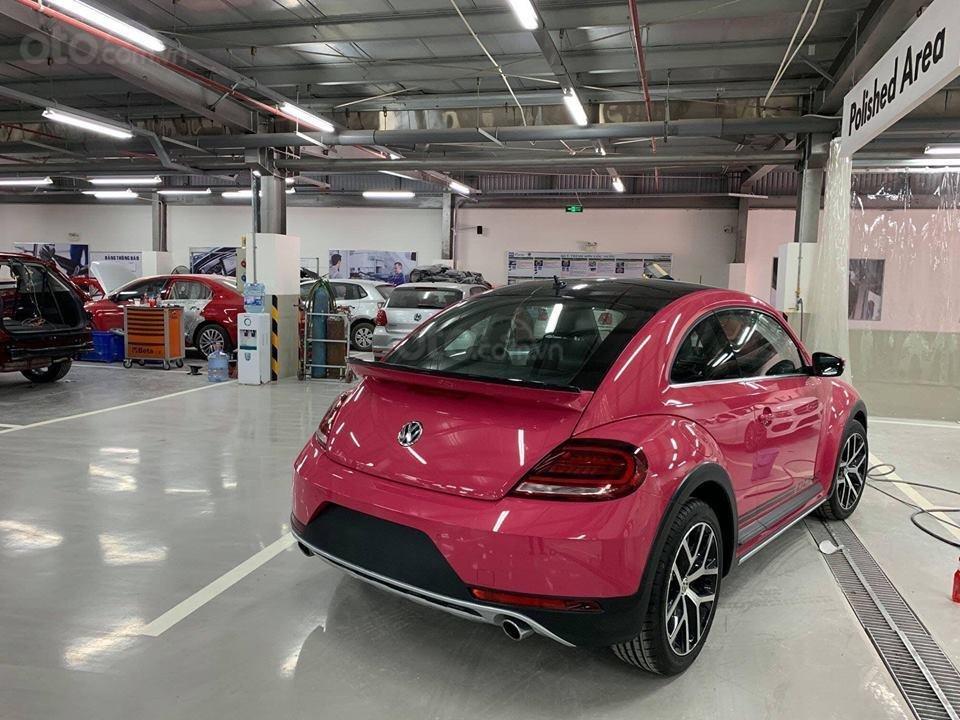 Bán xe Beetle Dune 2019 được lấy cảm hững thiết kế từ mẫu Buja Bug off-road cổ điển mang đậm biểu tượng cổ kính (4)