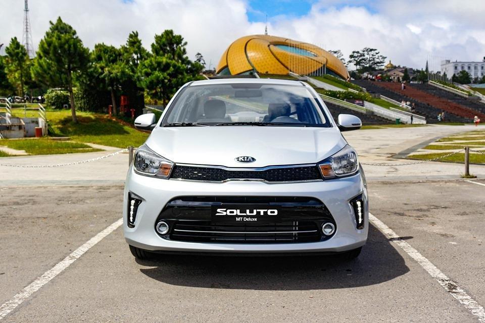 Bán Kia Soluto AT Deluxe 2019 trả trước 150 triệu nhận xe ngay. Tặng BHVC + Cam HT + Film cách nhiệt (1)