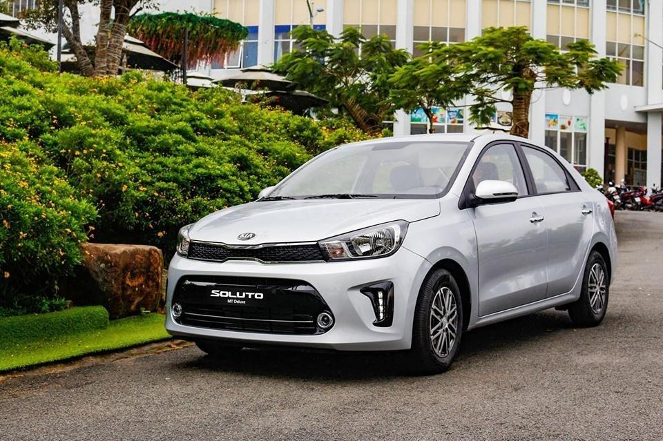 Bán Kia Soluto AT Deluxe 2019 trả trước 150 triệu nhận xe ngay. Tặng BHVC + Cam HT + Film cách nhiệt (4)
