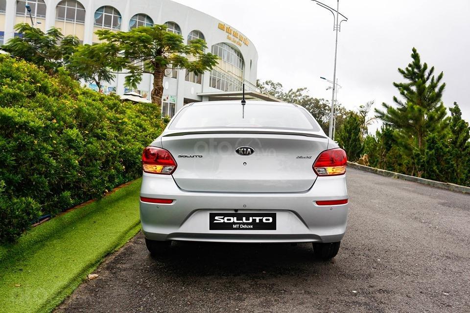 Bán Kia Soluto AT Deluxe 2019 trả trước 150 triệu nhận xe ngay. Tặng BHVC + Cam HT + Film cách nhiệt (5)