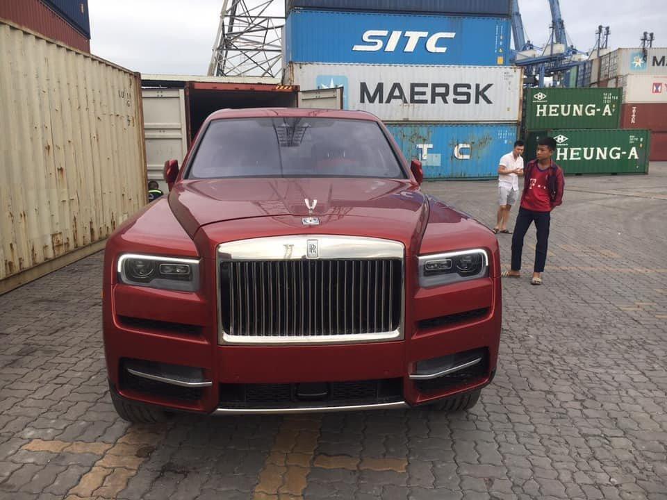 Diện mạo Rolls-Royce Cullinan