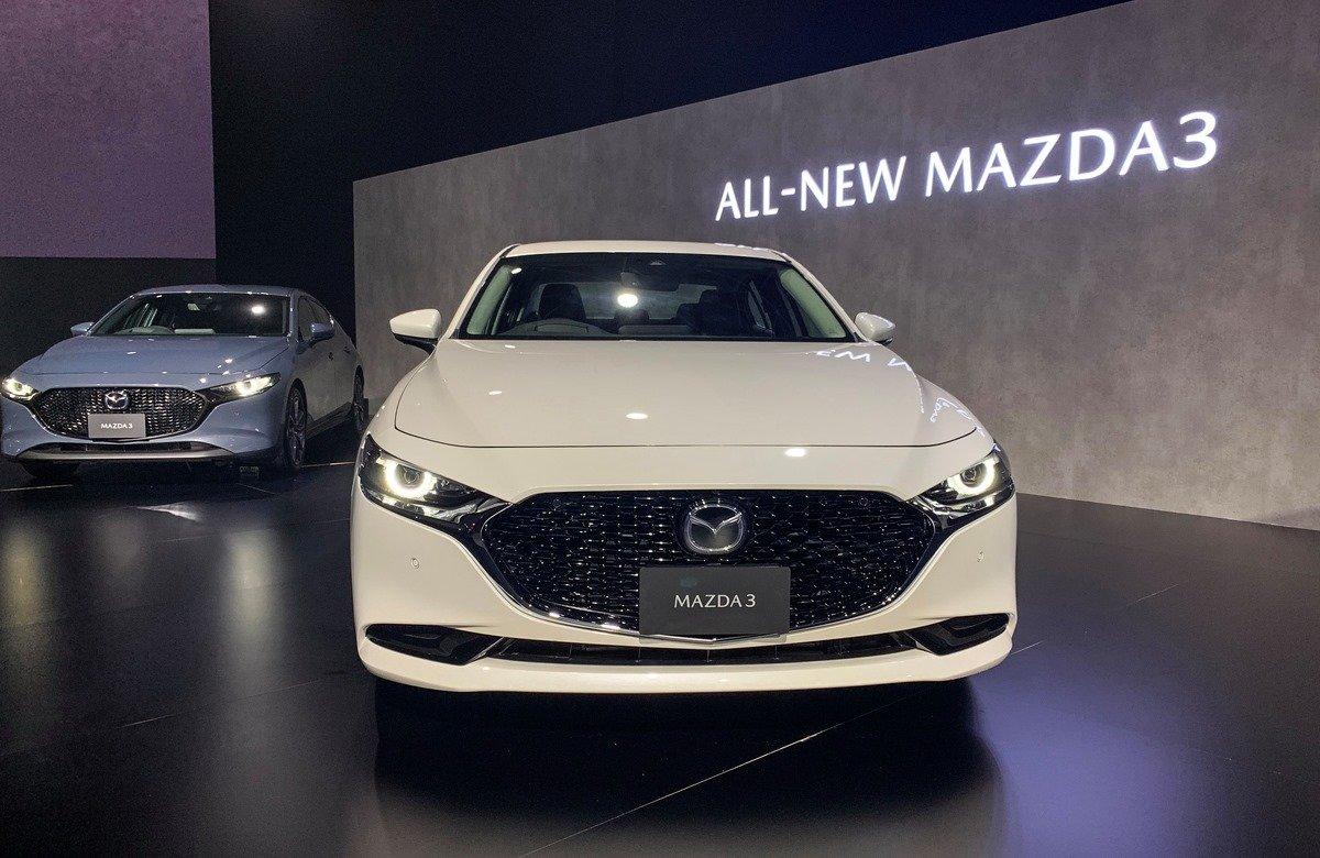 Mazda 3 2020 sẽ ra mắt ngay tháng 10/2019 tại Việt Nam a2