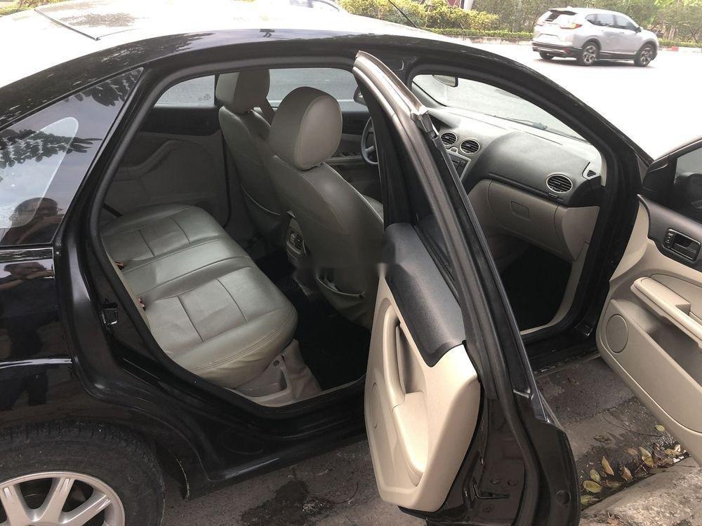 Cần bán lại xe Ford Focus 2008, màu đen số sàn (2)