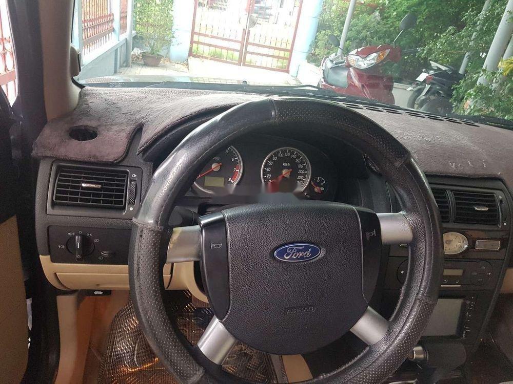 Cần bán xe Ford Mondeo 2.0 sản xuất năm 2004, màu đen, nhập khẩu, giá tốt (6)