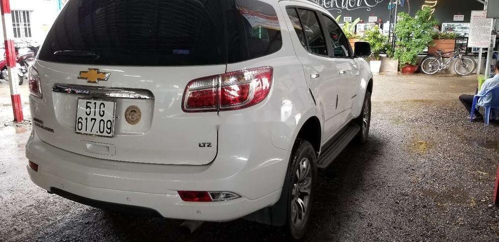 Bán xe Chevrolet Trailblazer đời 2018, màu trắng, xe nhập (5)