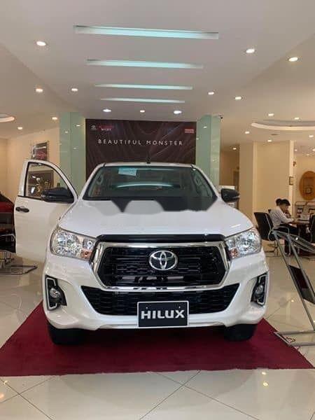 Bán xe Toyota Hilux 2.4 AT 2019, nhập khẩu (2)