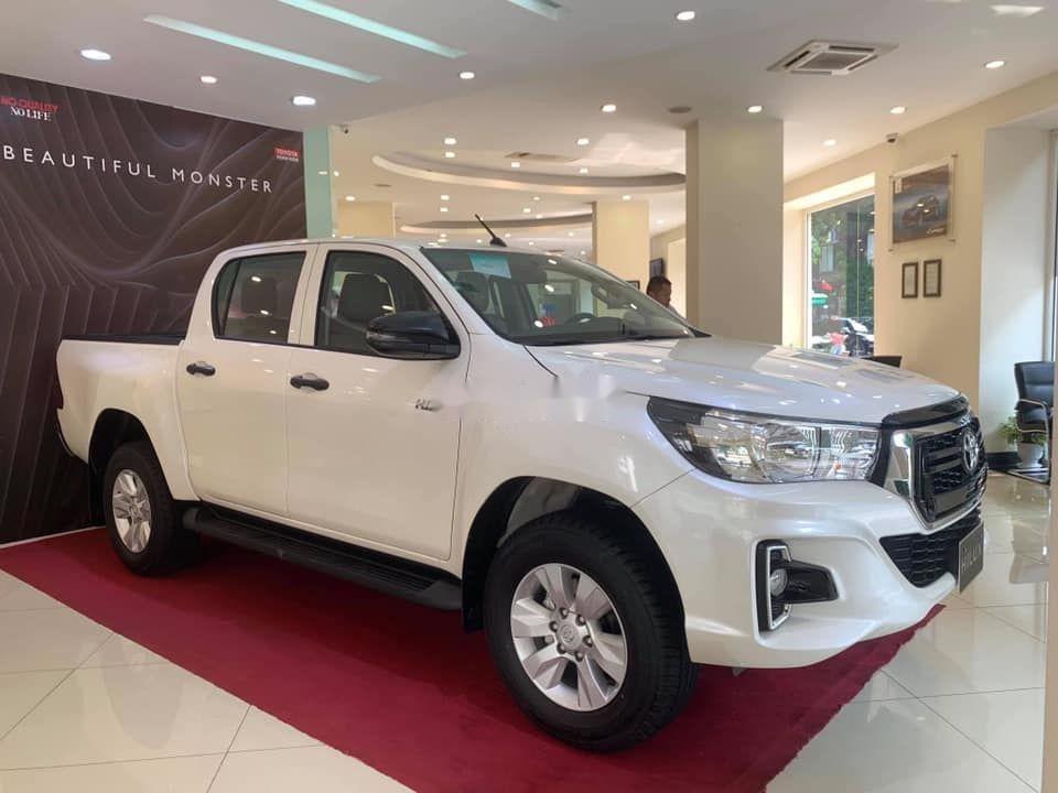 Bán xe Toyota Hilux 2.4 AT 2019, nhập khẩu (1)