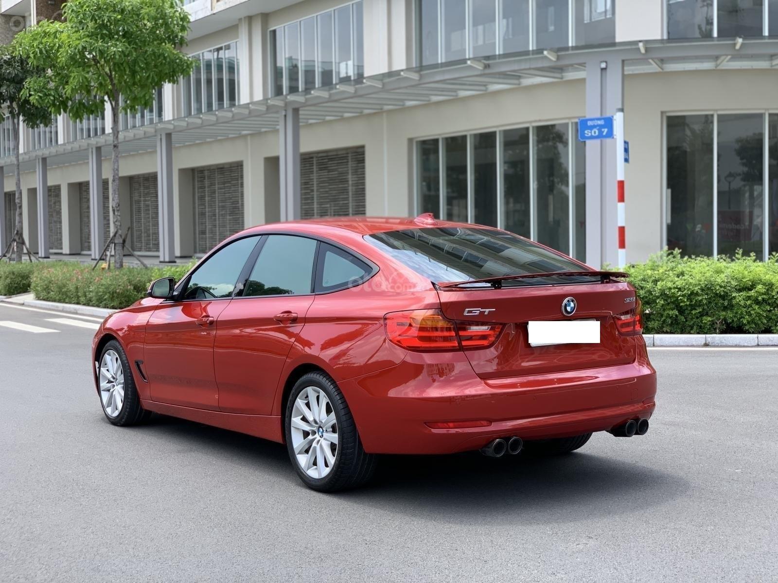 Cần bán BMW 3 Series 328i GT năm sản xuất 2015, màu đỏ/kem nhập khẩu nguyên chiếc (5)