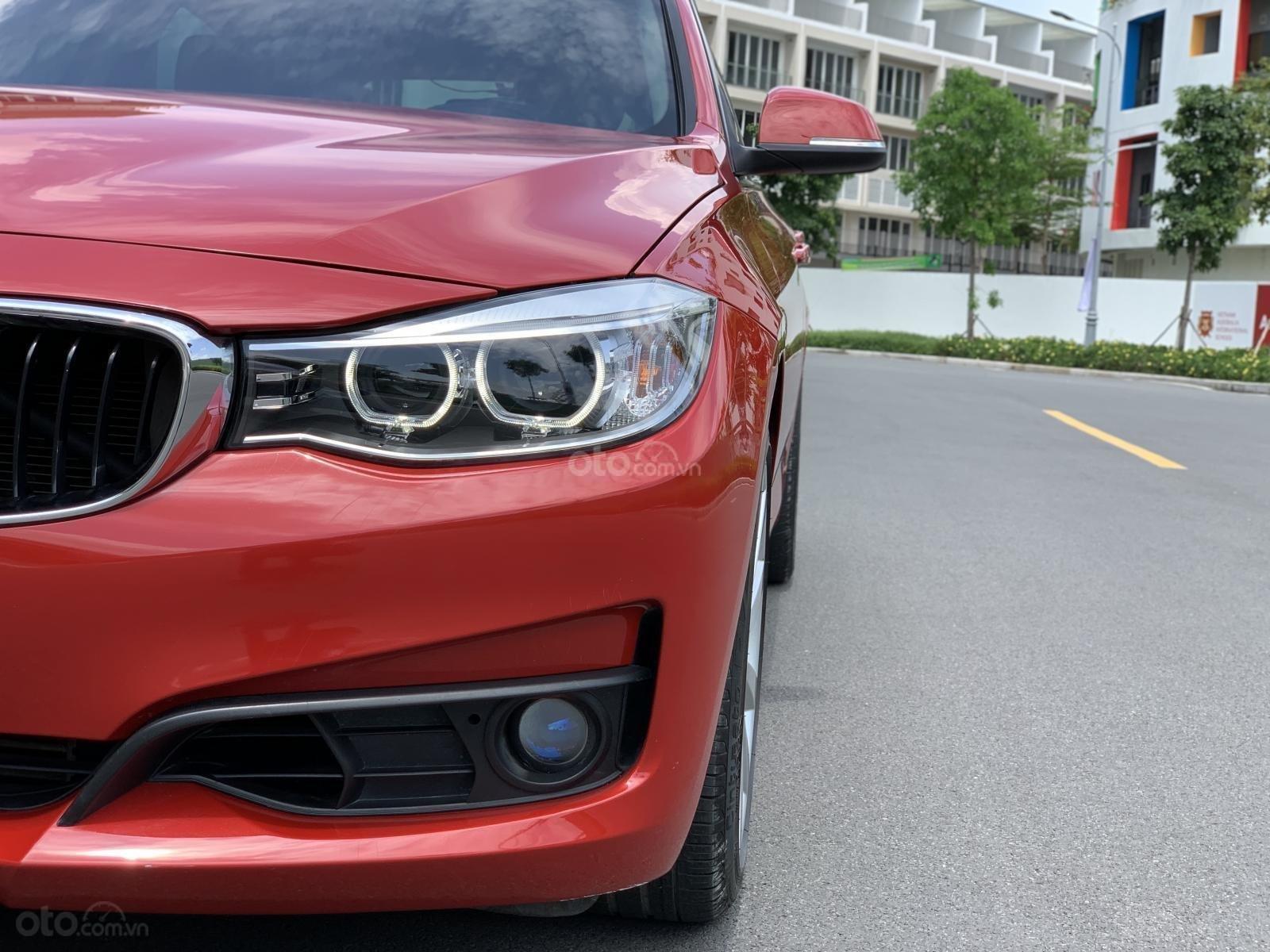 Cần bán BMW 3 Series 328i GT năm sản xuất 2015, màu đỏ/kem nhập khẩu nguyên chiếc (9)