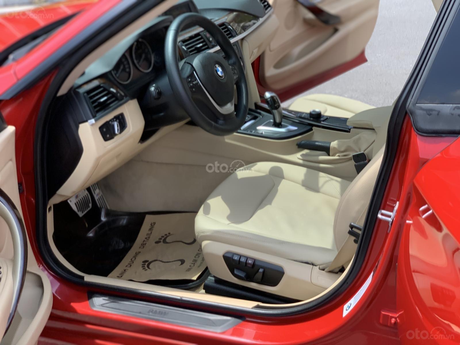 Cần bán BMW 3 Series 328i GT năm sản xuất 2015, màu đỏ/kem nhập khẩu nguyên chiếc (13)