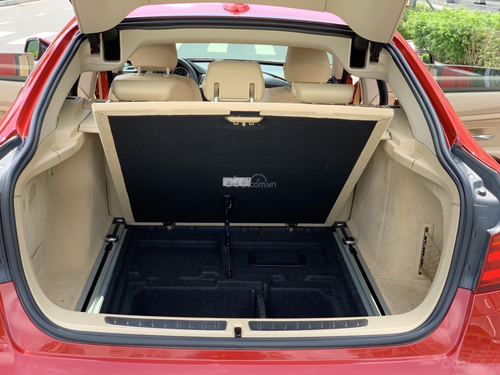 Cần bán BMW 3 Series 328i GT năm sản xuất 2015, màu đỏ/kem nhập khẩu nguyên chiếc (18)