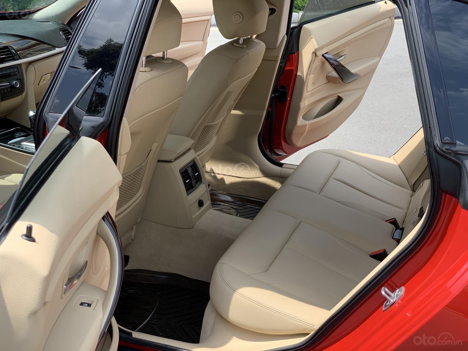 Cần bán BMW 3 Series 328i GT năm sản xuất 2015, màu đỏ/kem nhập khẩu nguyên chiếc (14)