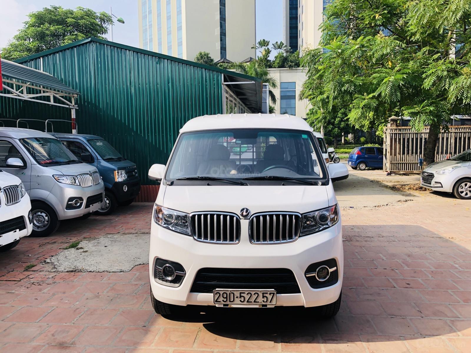 Xe Dongben X30 giải pháp việc cấm đường (1)