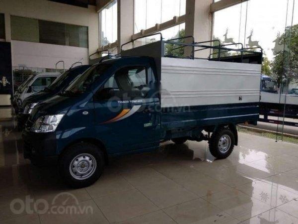 Xe tải nhẹ máy xăng Thaco Towner. LH 093.740.1230 để được giá tốt nhất (2)