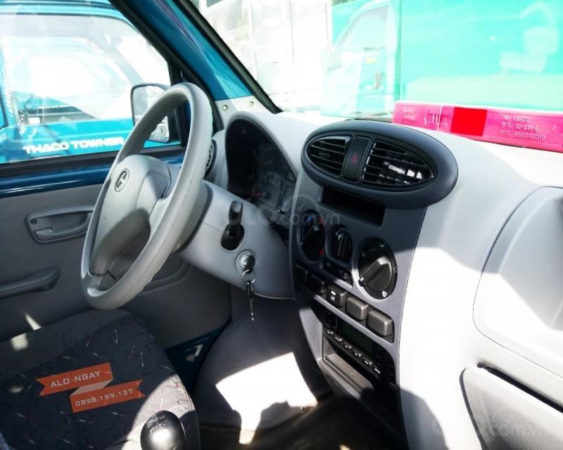Xe tải nhẹ máy xăng Thaco Towner. LH 093.740.1230 để được giá tốt nhất (4)
