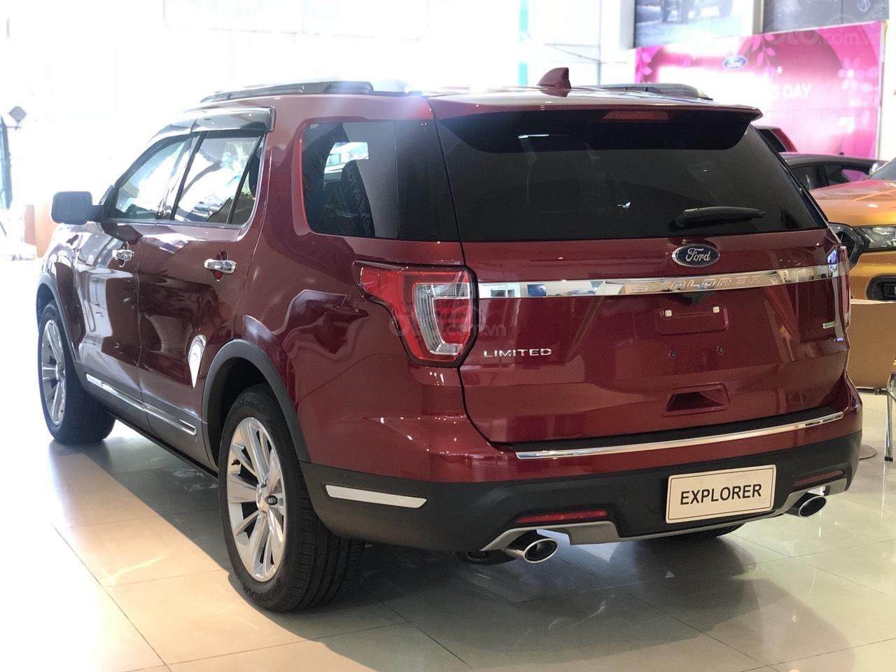 Ford Explorer Ecoboost Limited khuyến mãi khủng tặng phụ kiện giá trị (4)