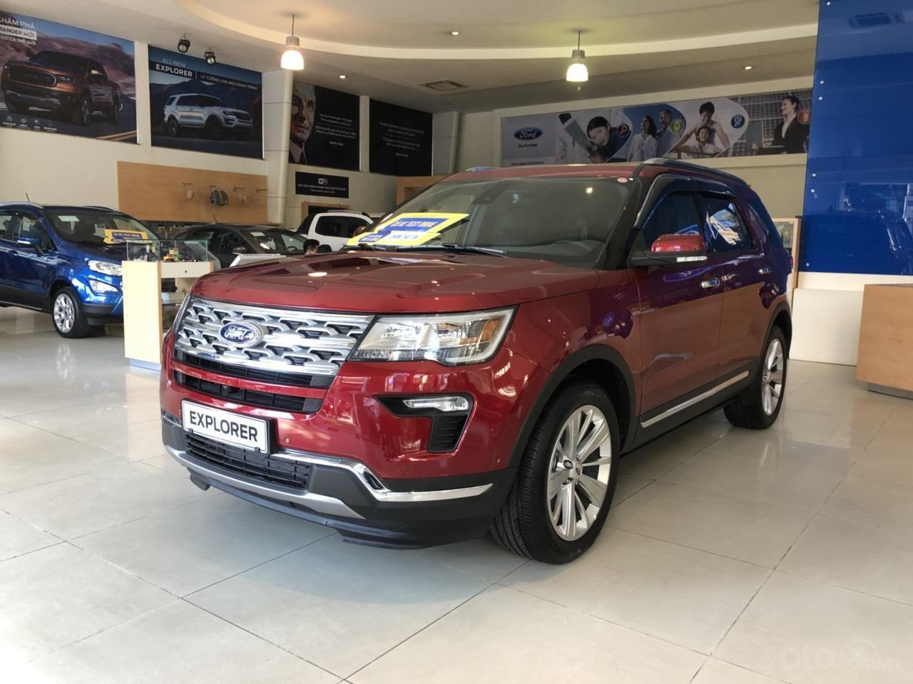 Ford Explorer Ecoboost Limited khuyến mãi khủng tặng phụ kiện giá trị (9)