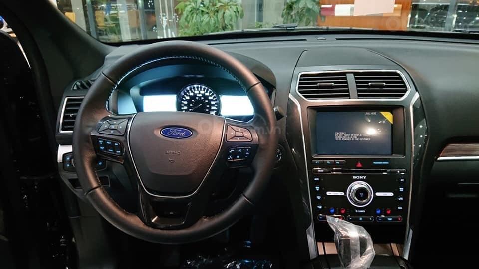 Ford Explorer Ecoboost Limited khuyến mãi khủng tặng phụ kiện giá trị (11)