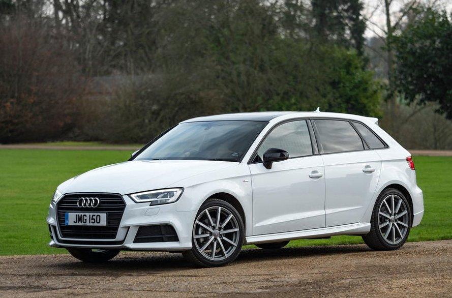 Xe gia đình cỡ nhỏ tốt nhất, đáng sở hữu nhất năm 2019 - Audi A3 Sportback.