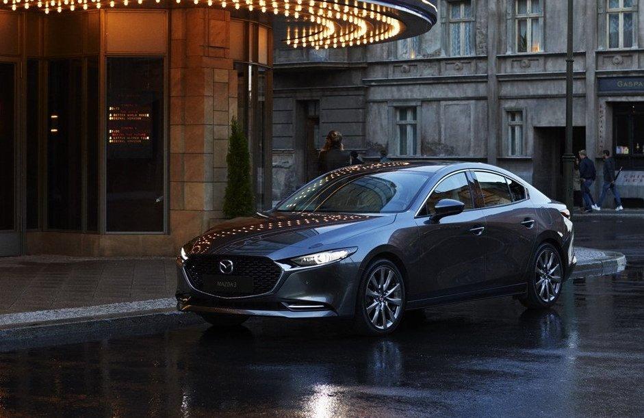 Xe gia đình cỡ nhỏ tốt nhất, đáng sở hữu nhất năm 2019 - Mazda 3.
