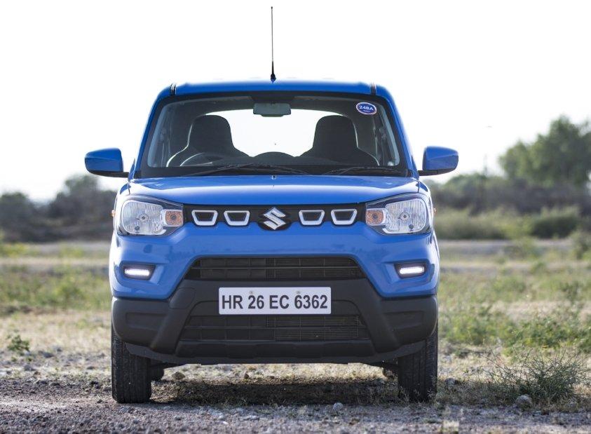Đầu xe Suzuki S-Presso