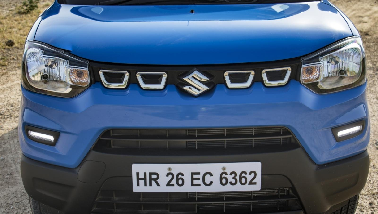 Lưới tản nhiệt của xe Suzuki S-Presso 2020