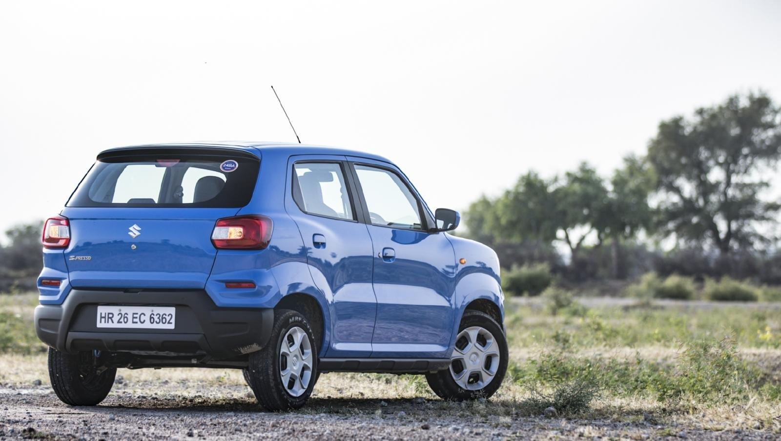 Đánh giá xe Suzuki S-Presso 2020.