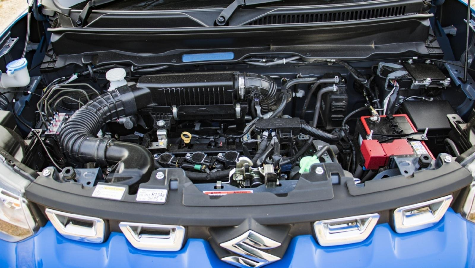 Đánh giá Suzuki S-Presso về động cơ.