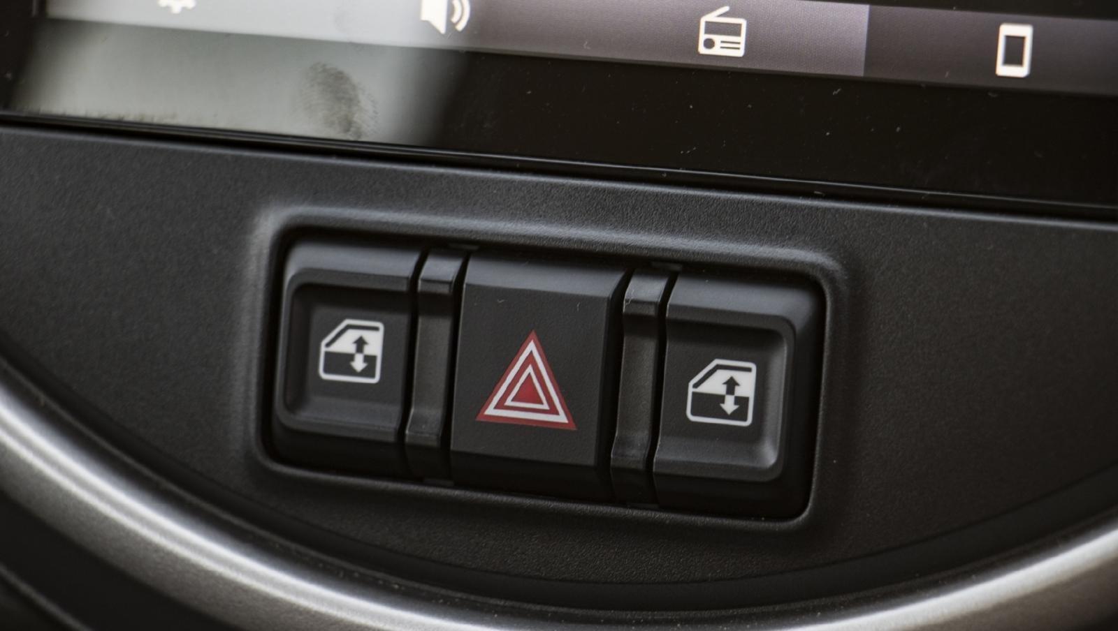 Phím điều khiển Suzuki S-Presso 2020