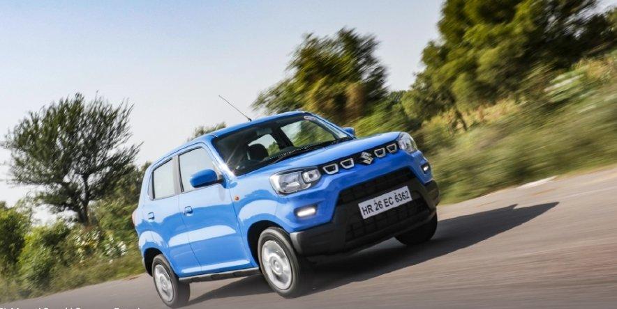 Đánh giá Suzuki S-Presso 2020 về trang bị an toàn.