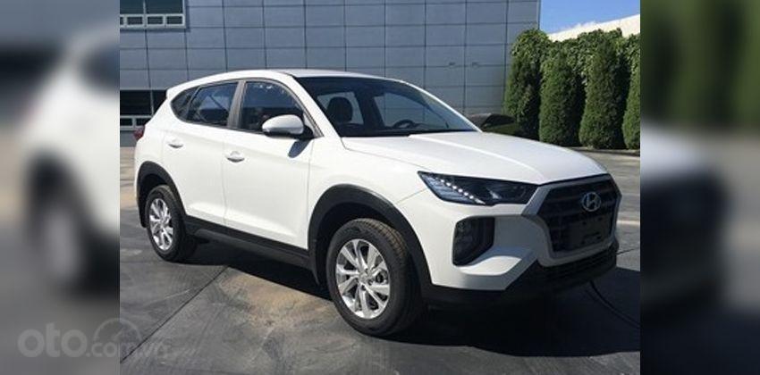 Hyundai Tucson mới đã xuất hiện tại Trung Quốc