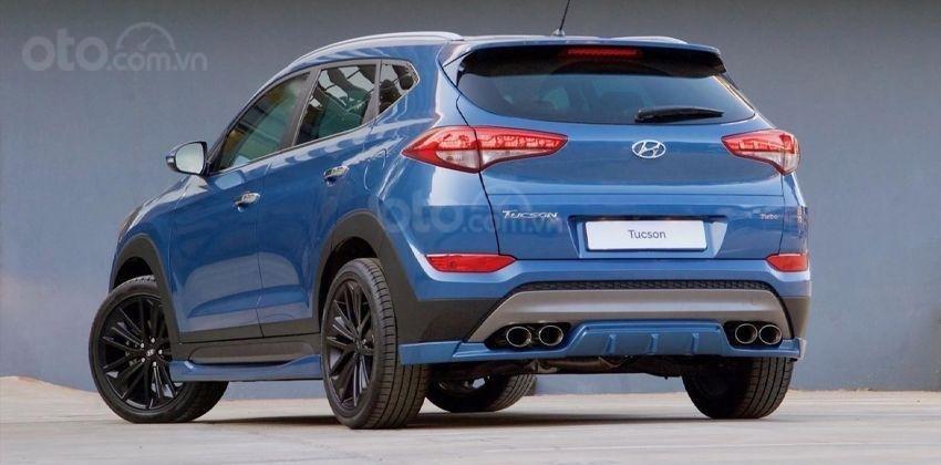Hyundai Tucson bản Trung Quốc có điểm khác biệt