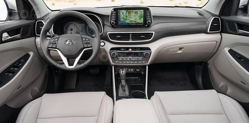 Hyundai Tucson bản Trung Quốc tích hợp trang bị, công nghệ có phần không giống với bản quốc tế