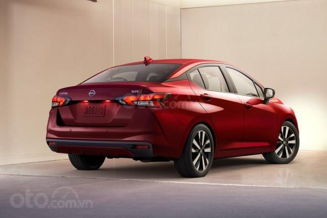 Nissan Sunny 2020 dự kiến đi kèm động cơ tăng áp